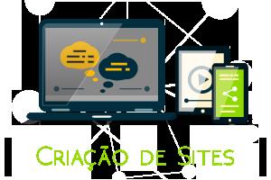 Criação de websites para micro e pequenas empresas.